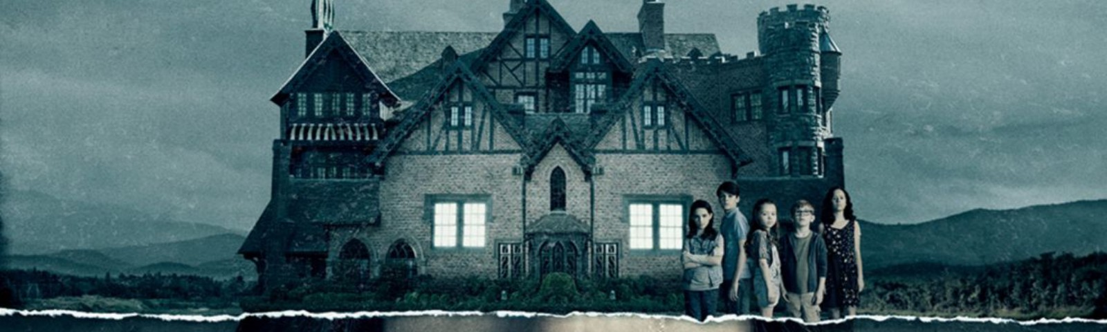 Extend Your Stay At The Haunting Of Hill House Blu Review By Jon Partridge Cinapse