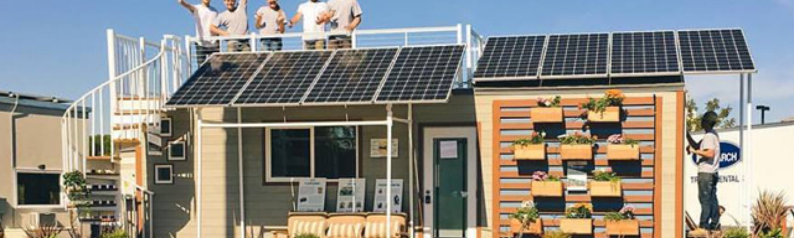 California Colleges Solar Power Tiny House Competition