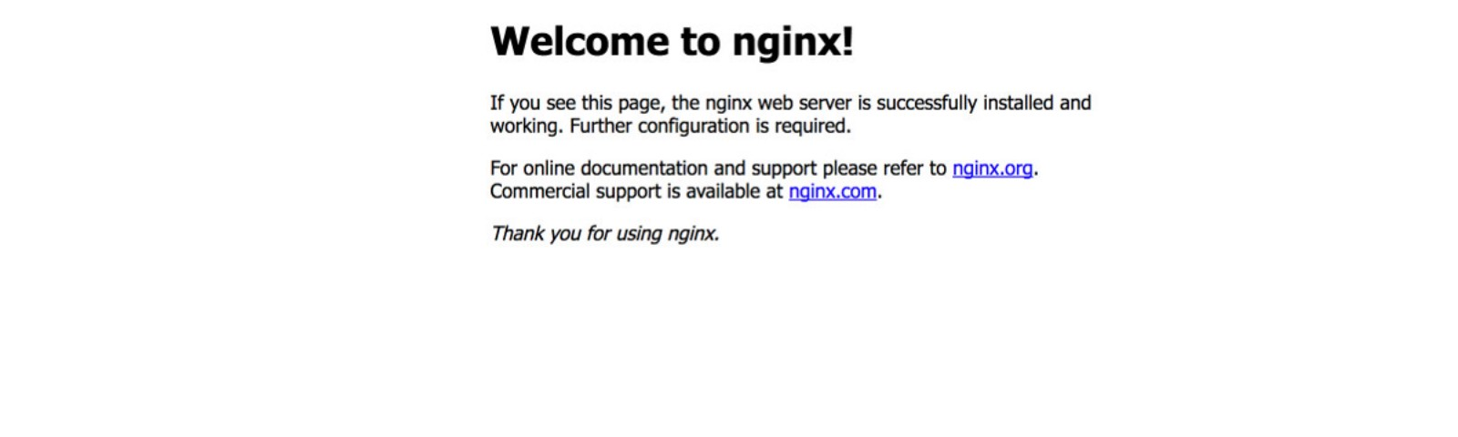 Setting Up An HTTPS Server With Node, Amazon EC2, NGINX And Let's