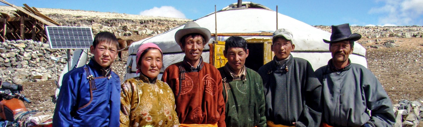 In Mongolia, TFSCB has supported a survey on nomadic households in remote rural areas to enable inclusive decision-making, wh