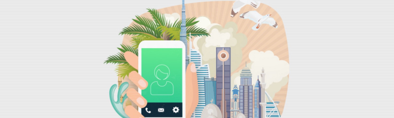 How to Make International Calls with a Free App in UAE