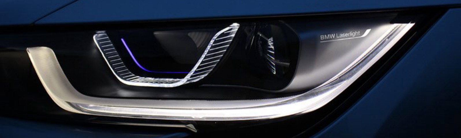 BMW Laserlight Technology