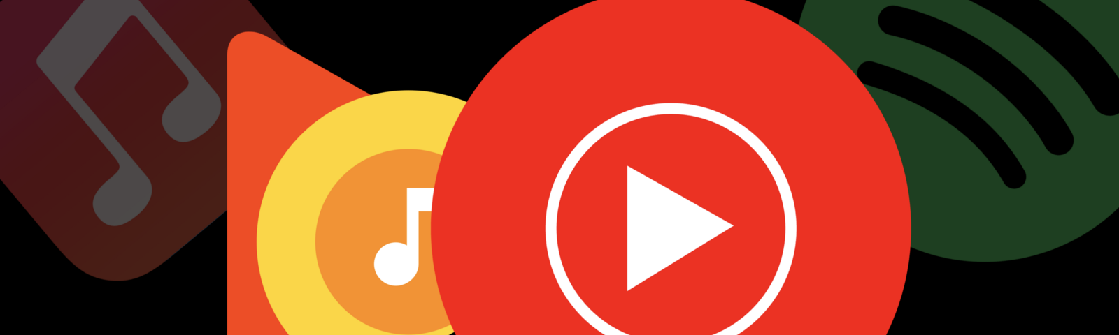 Google Play Music Dead. YouTube Music. Spotify. Apple Music migrate.