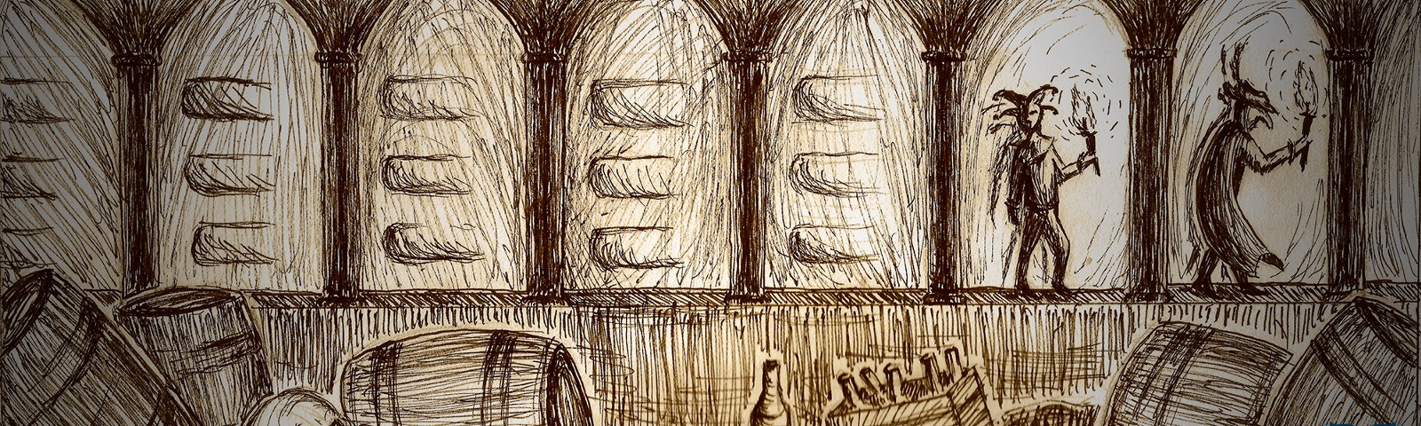into a mad mans mind in the cask of amontillado by edgar allan poe Use these examples of symbolism and irony in the cask of amontillado by edgar allan poe to of the narrator's mind his venturing into the catacombs.