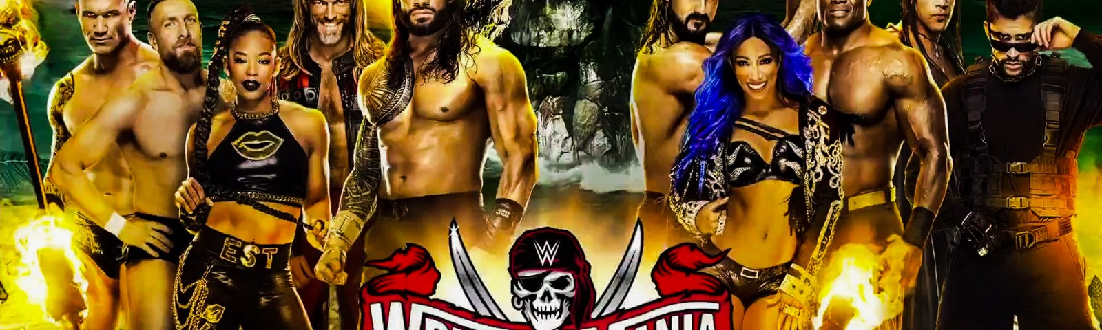 WWE WrestleMania 37 Results: Reviews on Every Match