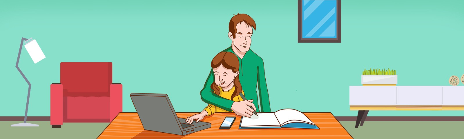 What remote work taught me about homeschooling