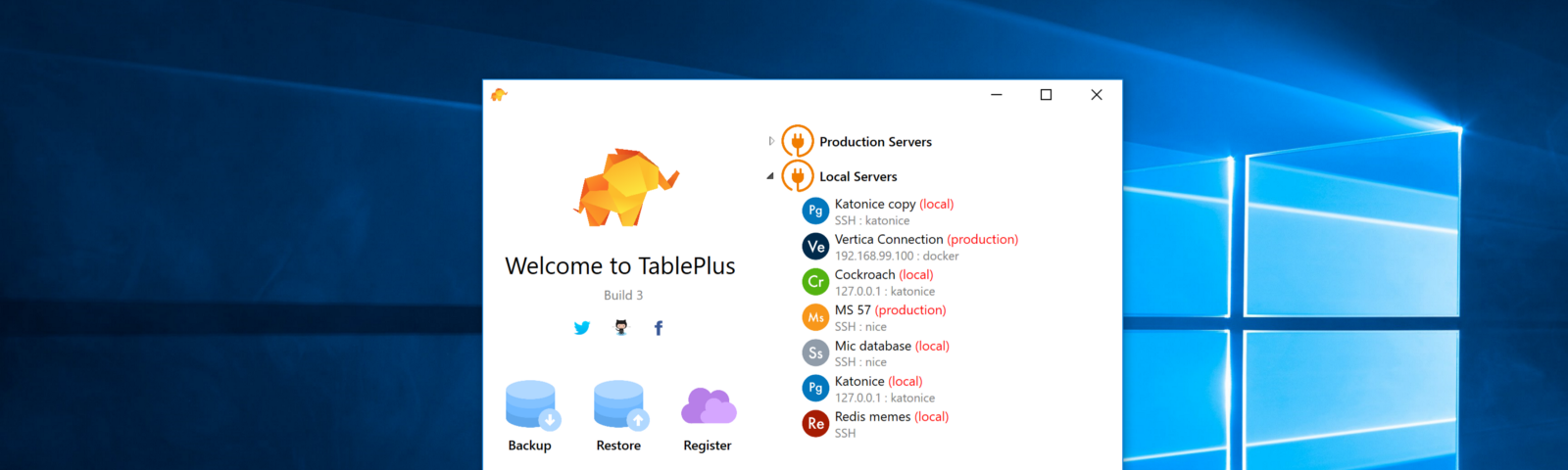 Tableplus – Medium