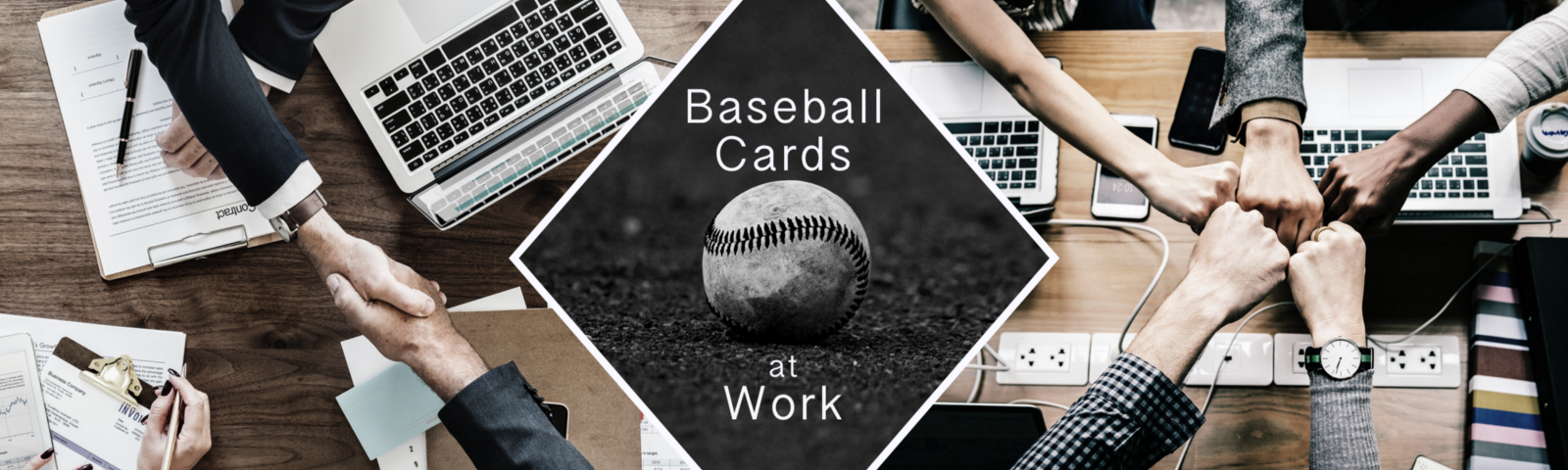 Trading Baseball Cards at Work: How We Were Inspired by Ray