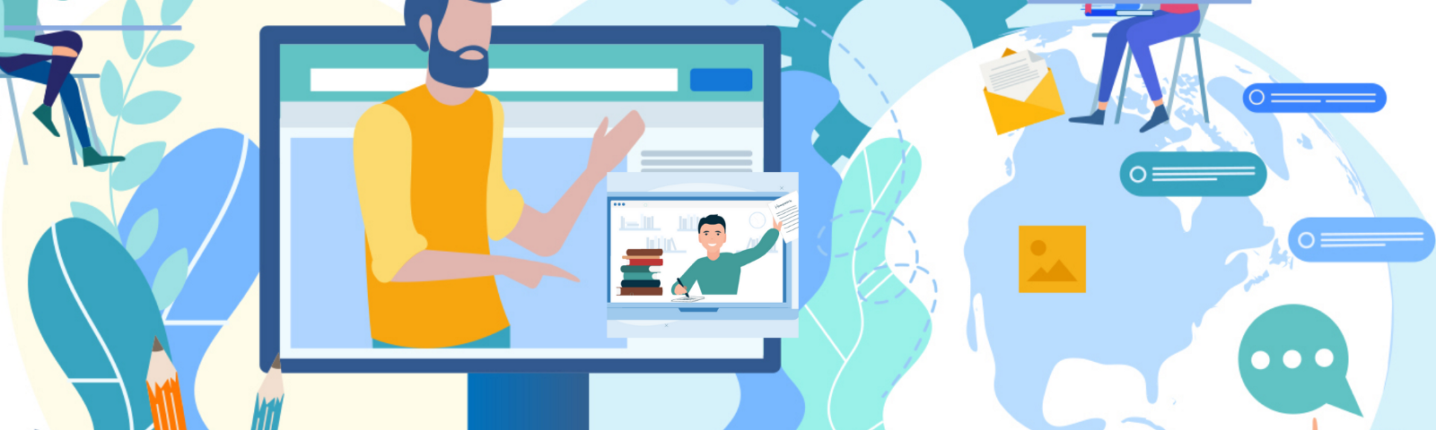 eduTinker is a user-friendly online class management tool helping School/College/Institution administrators manage classes.