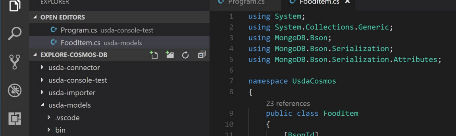 JSON and the MongoDB Driver for the  NET Developer