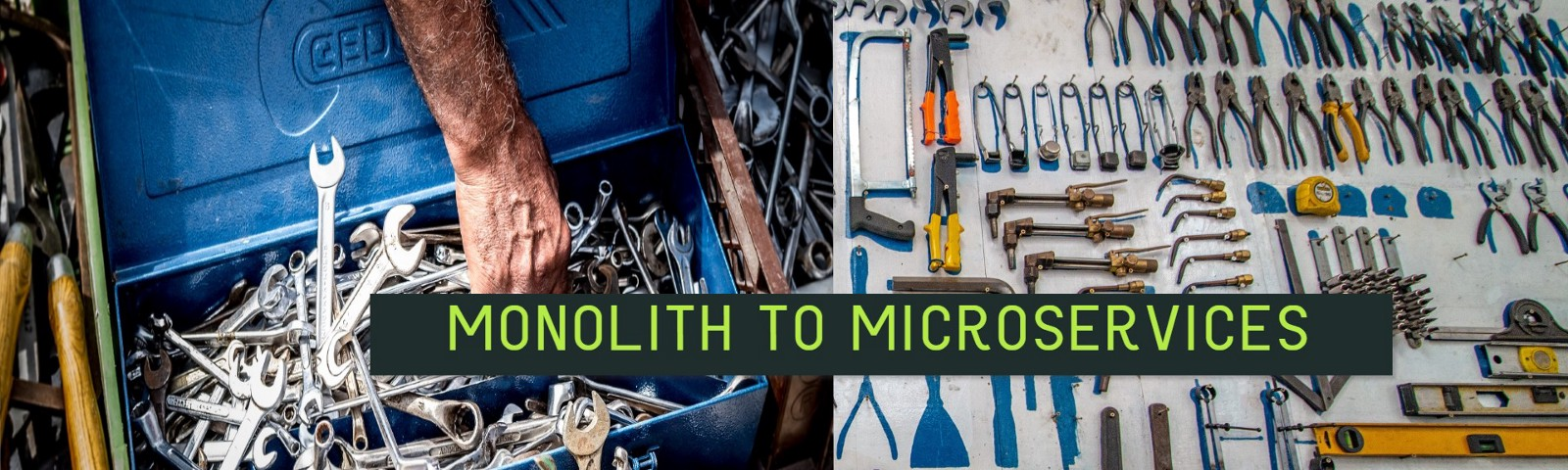 Converting Monolith to Microservices