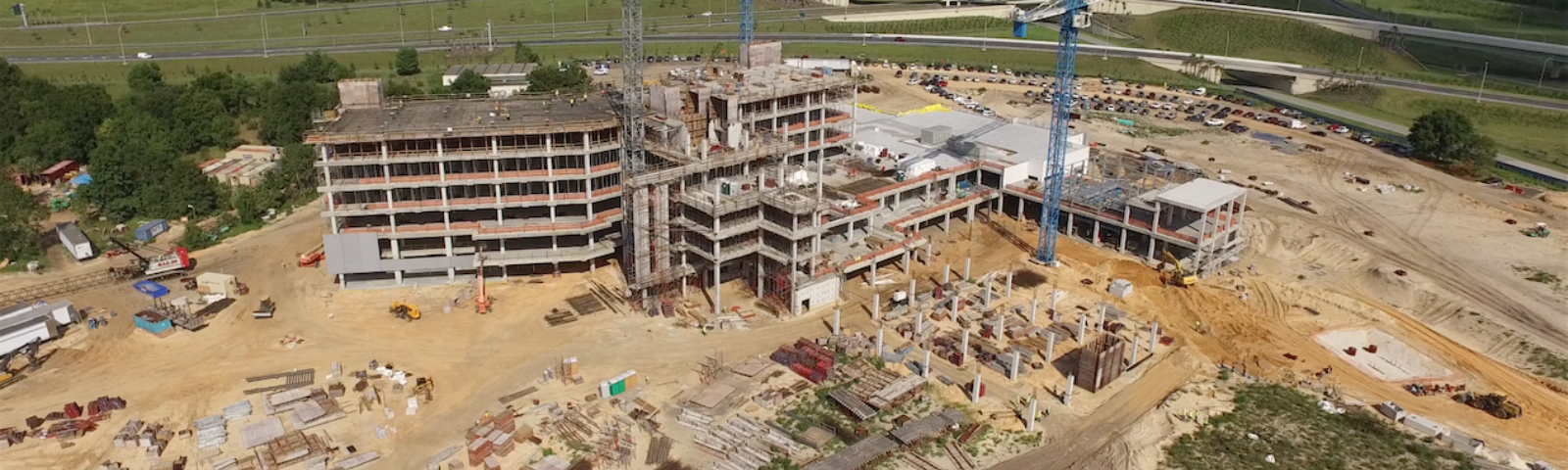 Keep Your Construction Project on Track with Drone Mapping