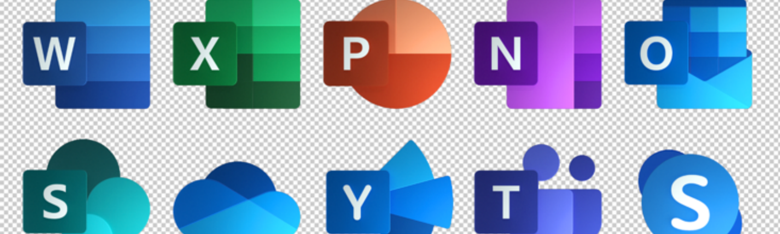 Need Large Transparent Png Versions Of The New Office 365 Icons