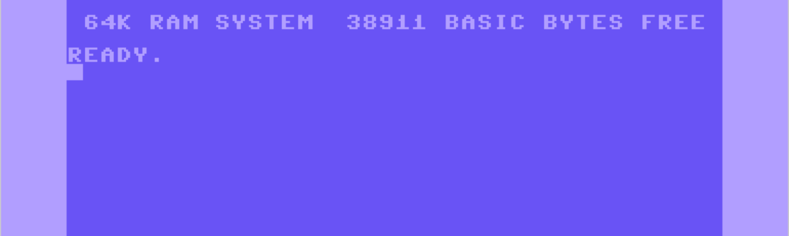 A Love Letter to the Commodore 64 - By Christer Enfors