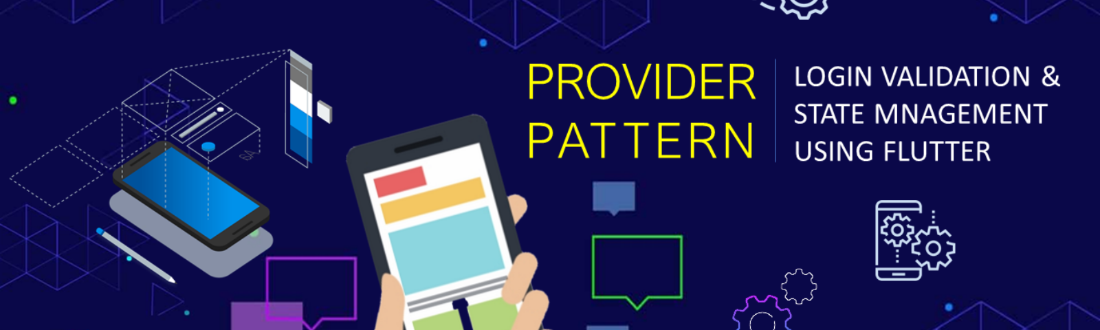 The Differences Between Provider Pattern and Bloc Pattern
