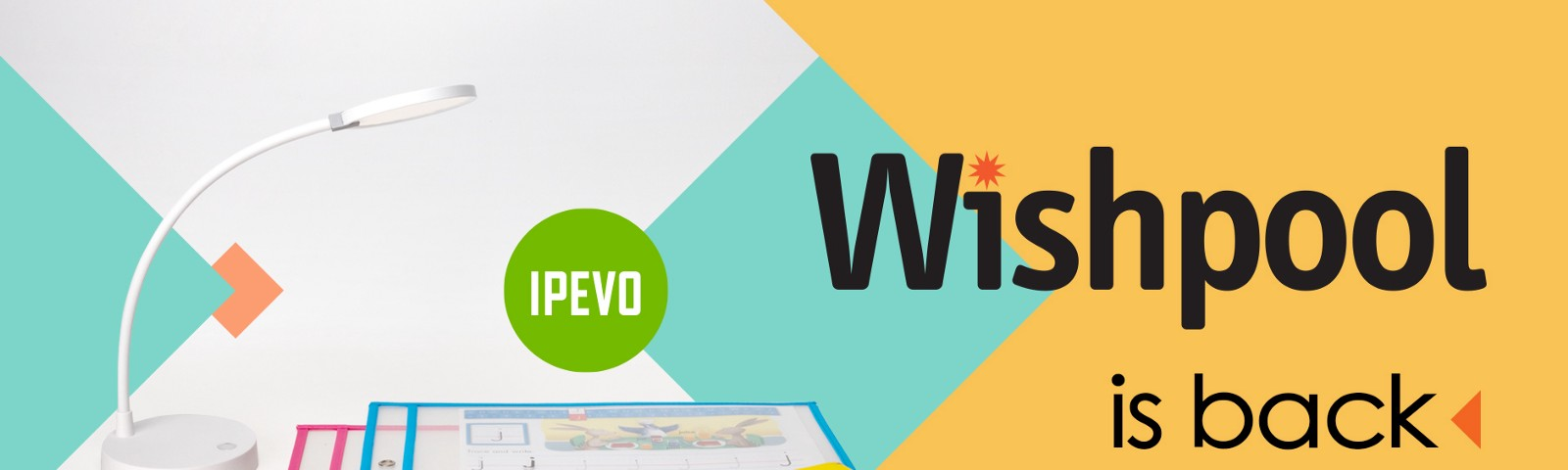 IPEVO Wishpool is back and check out the gifts we've in store for November!
