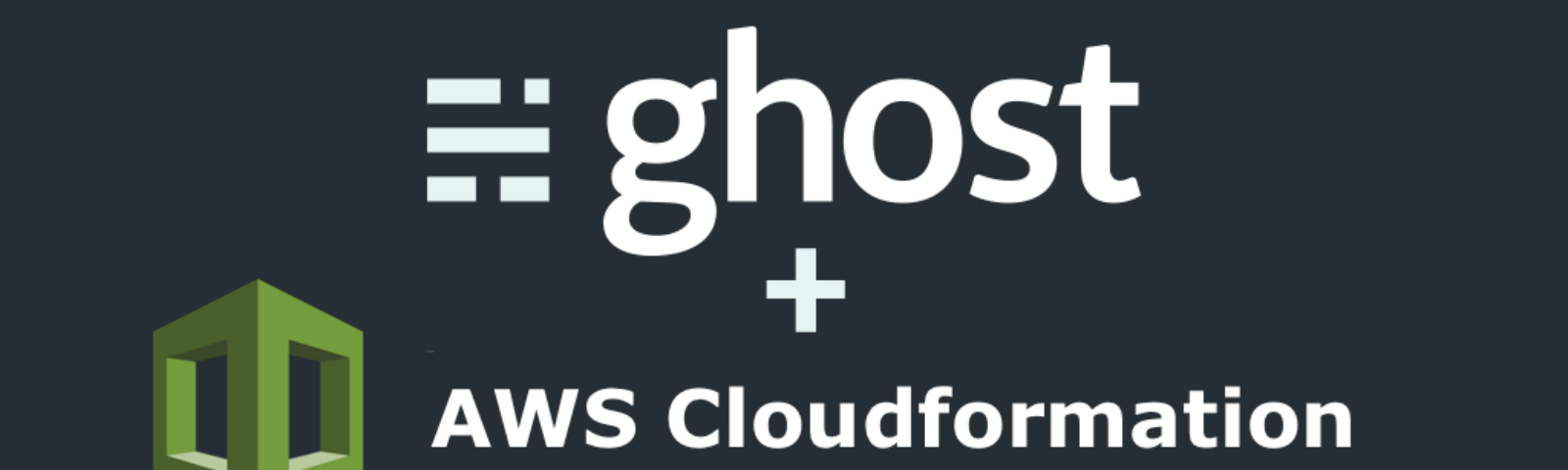 Self Host your Own Ghost Blog Using Cloudformation and AWS