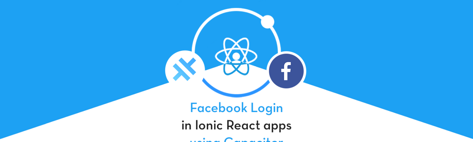 Facebook login in Ionic React Capacitor apps