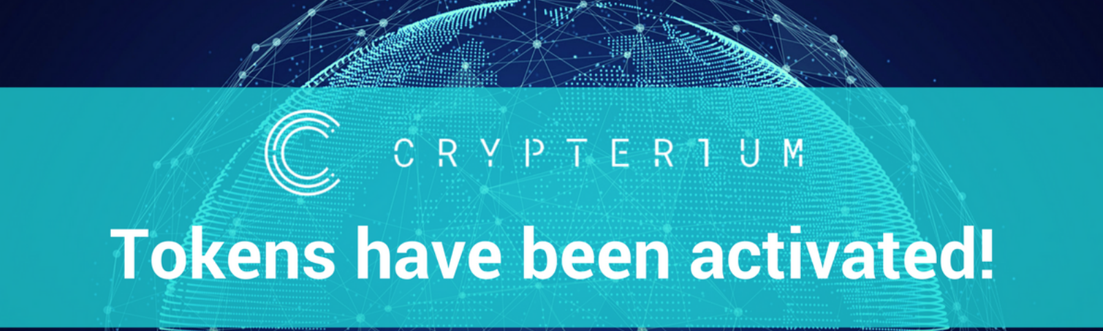 Crypterium News: token activation and new details on token withdrawal