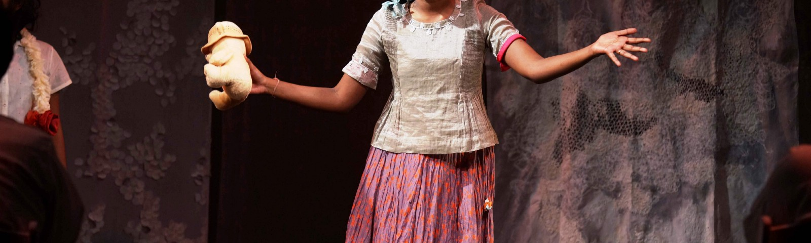 When girls from Mumbai's red-light area took the stage at