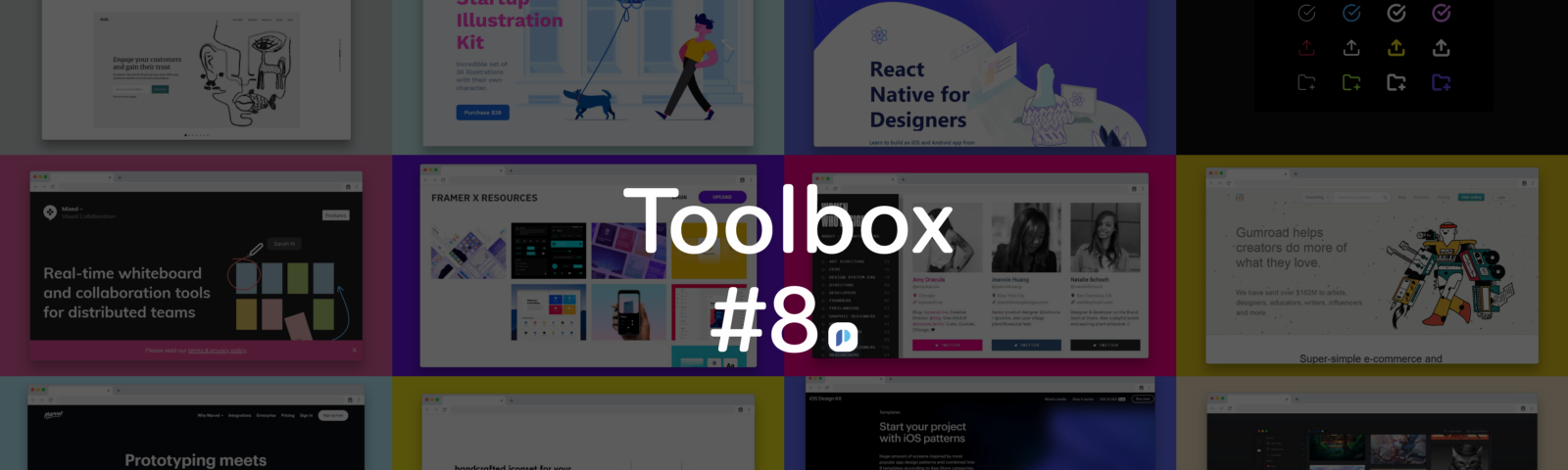 All stories published by Prototypr on March 05, 2019