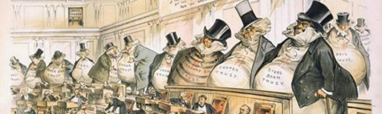 Here are the 4 Worst Robber Barons