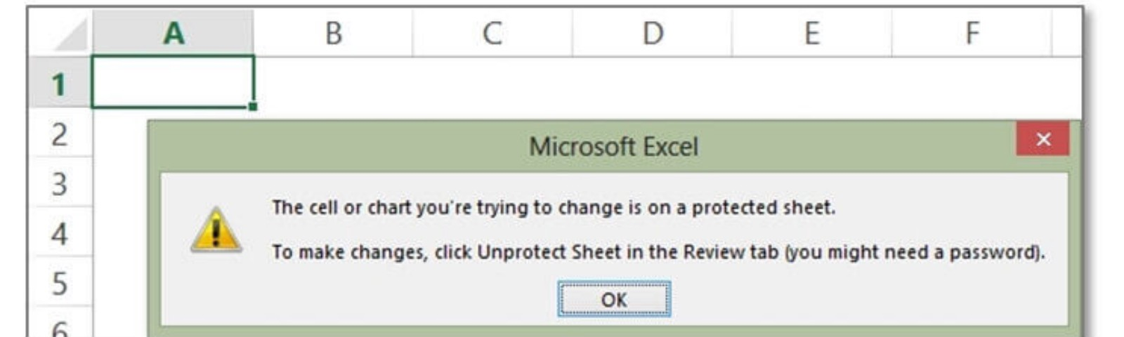 excel remove password from sheet