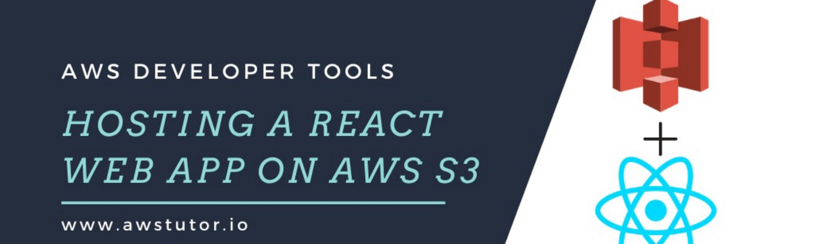 AWS S3 — Hosting a React Web App on AWS S3