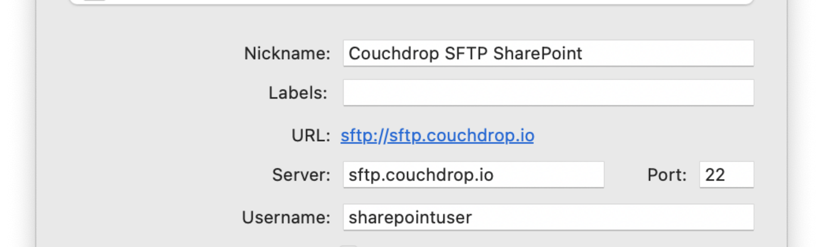 ftp with sharepoint