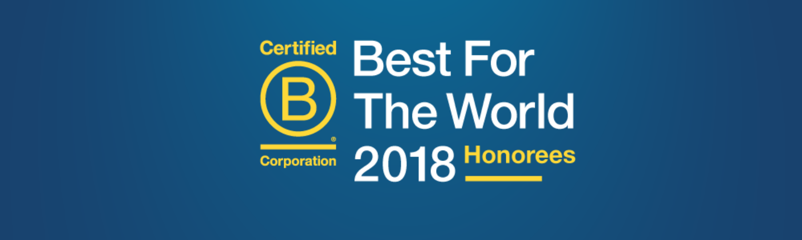 Meet the 2018 Best For The World Honorees – B the Change