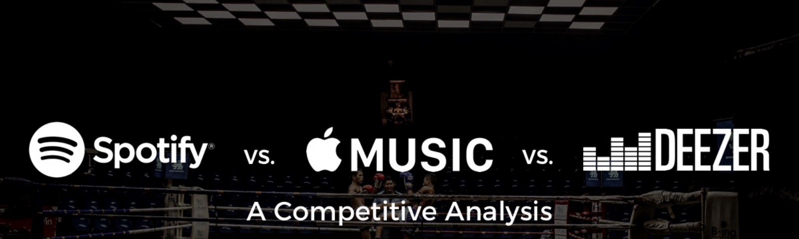 5 Things I Learned From My Comparative Study of Spotify, Apple Music