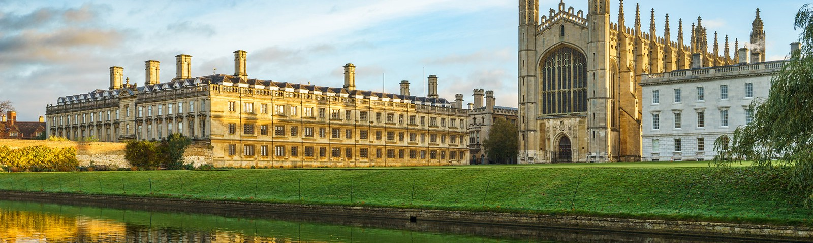 Cambridge University, just one of many schools in the UK affected by Ofqual's new algorithm for grading A-levels.