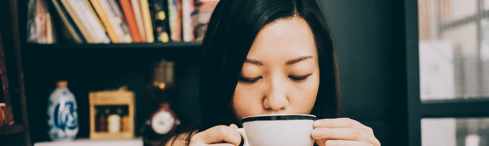 Coffee and tea can both boost your energy levels.