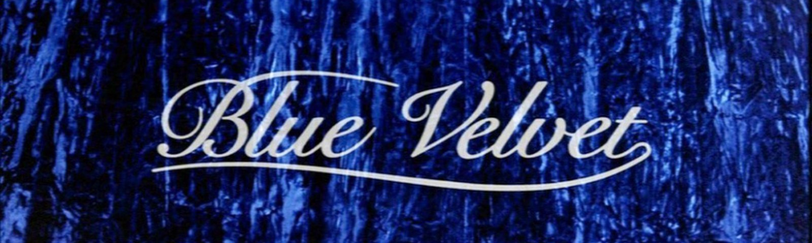 Image result for blue velvet 1986