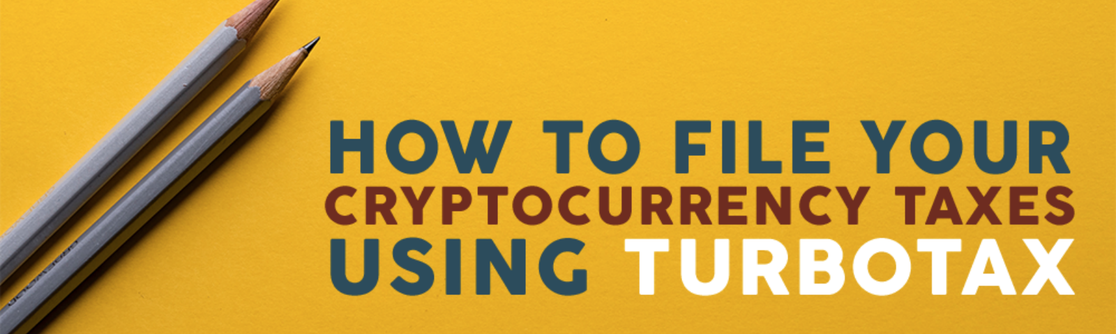 file cryptocurrency taxes turbotax