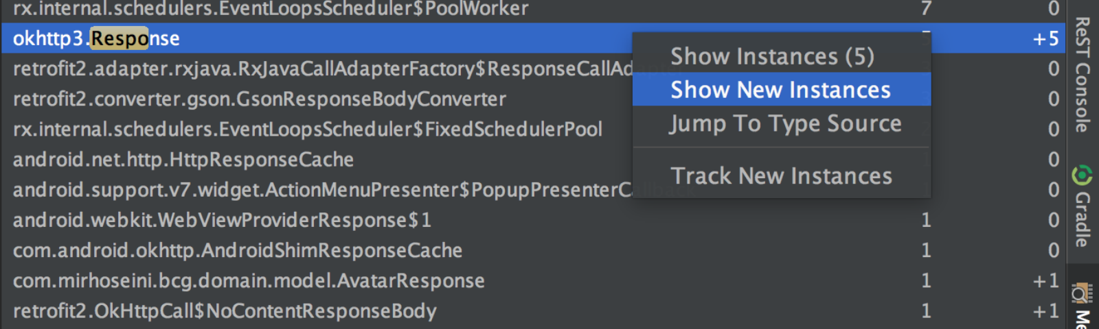 A useful memory debugger plugin for Android Studio - By