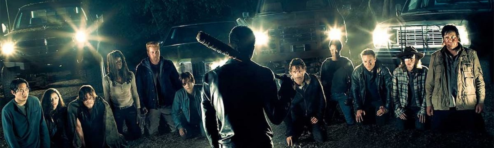 The Walking Dead Frame Rated Medium
