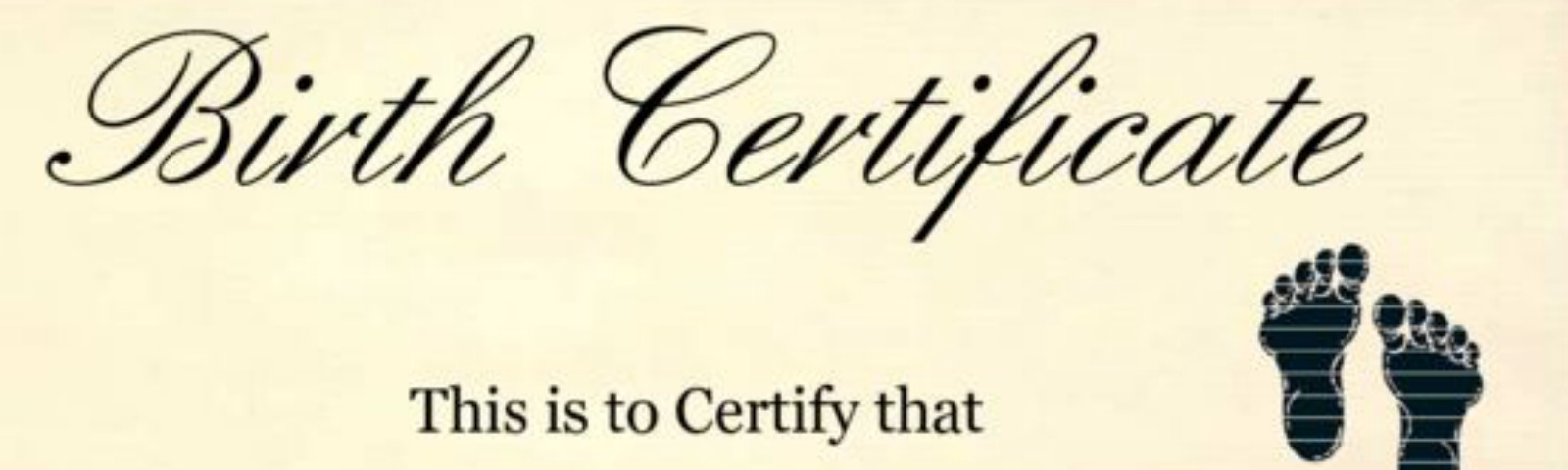 How To Apply For Or Collect Birth Certificate For New Born Baby In Pune