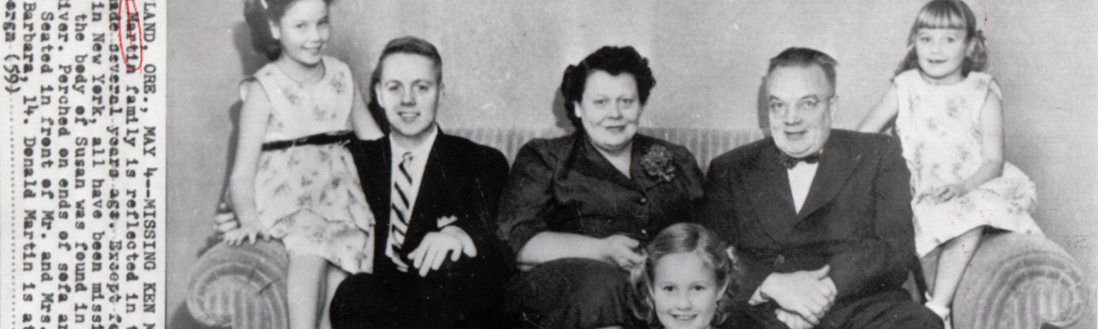 The Martin Family's Plunge to Death: Accident or Murder?