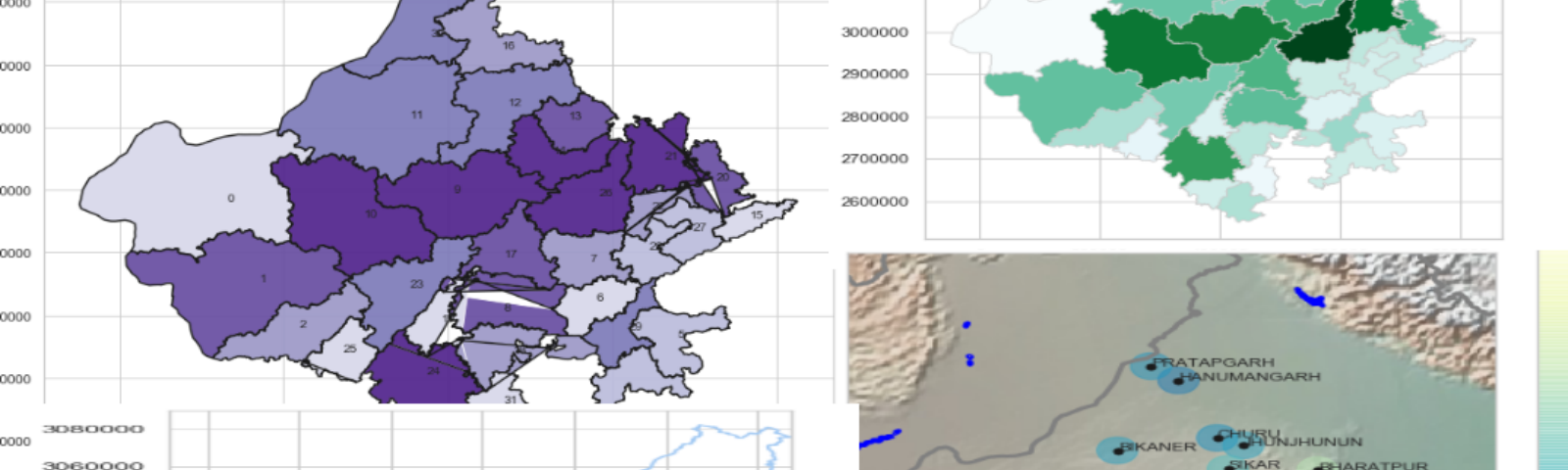 Mapping with Matplotlib, Pandas, Geopandas and Basemap in Python