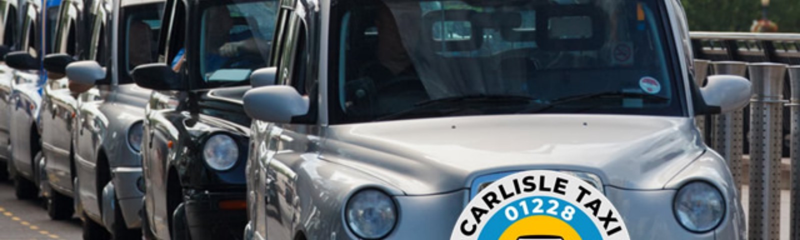 For Taxis in Carlisle contact 01228 812612 or 01228 734575