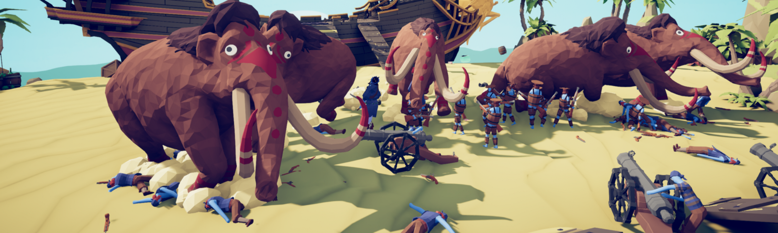 totally-accurate-battle-simulator-mammoths-pirates