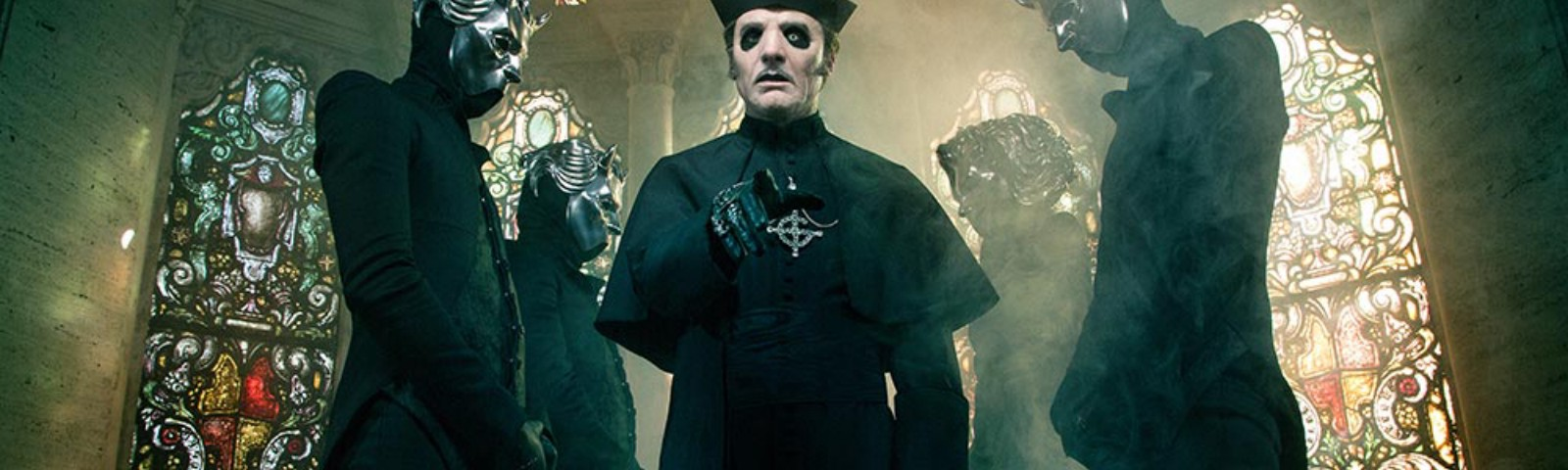 Ghost Facts 10 Things You Need To Know About The High Priests Of Swedish Metal