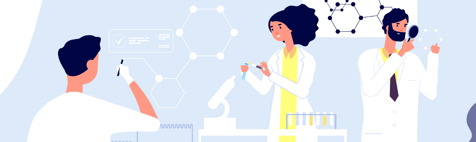 Innovating drug development with blockchain and AI