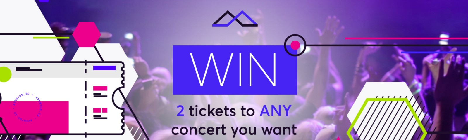 WeAreAventus: Join us and win tickets to the festival or