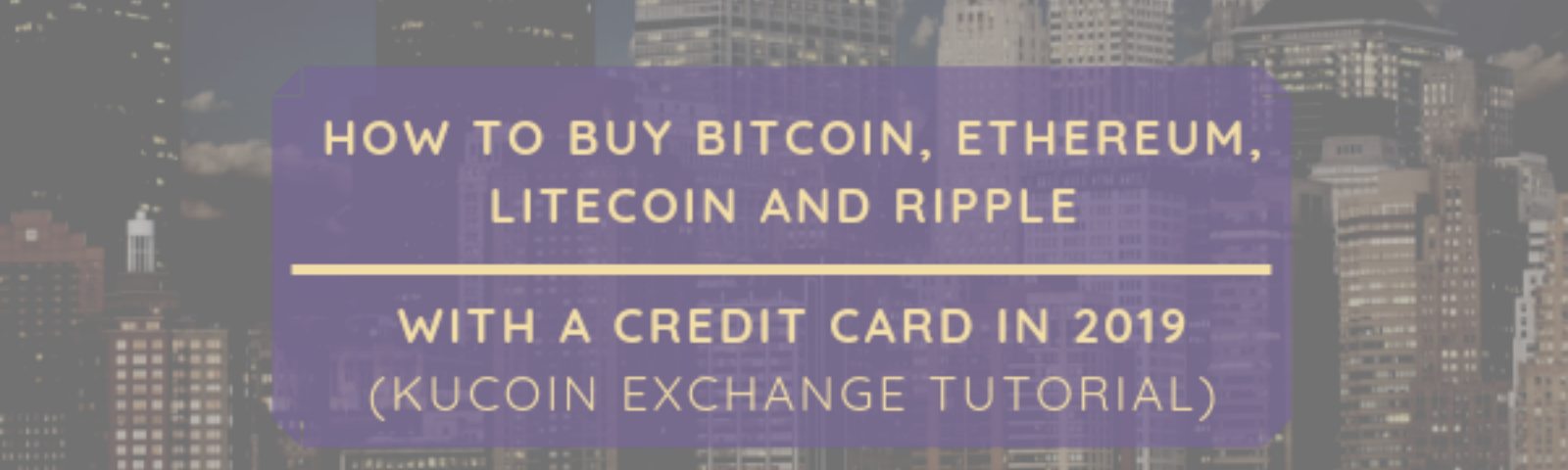 what exchange to you buy ripple cryptocurrency