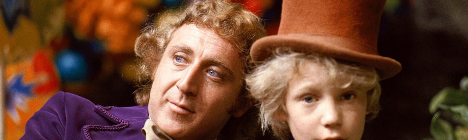think positive willy wonka - 1600×480