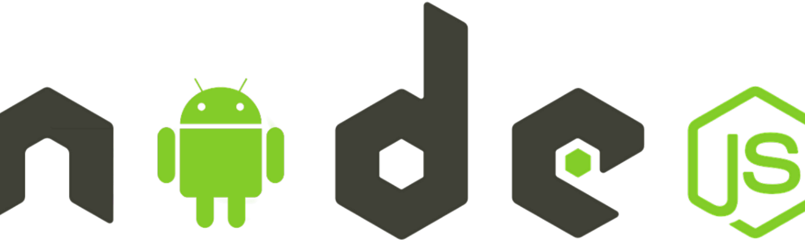 Building a Node js application on Android
