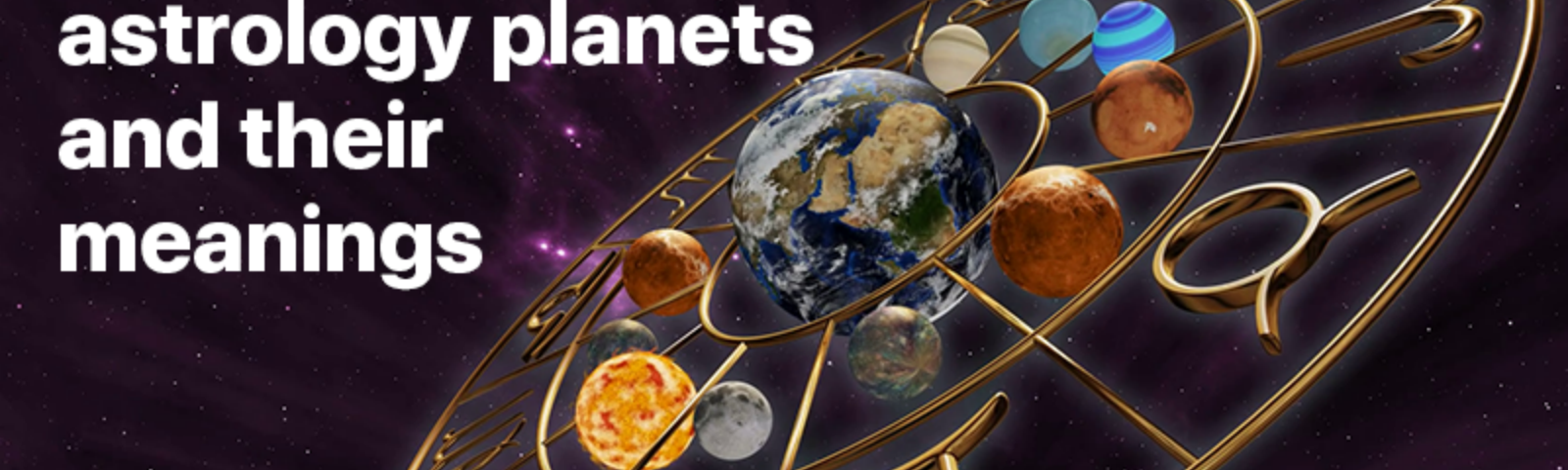 planets and their meanings - 1600×480