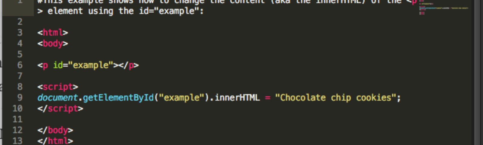 Intro Javascript And The Dom Document Object Model